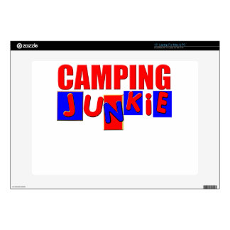 Funny Camping Decals For Laptops