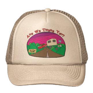 Funny Camping Hats