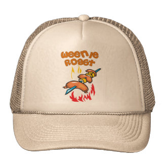 Funny Camping Trucker Hat