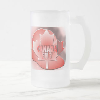 FUNNY CANADA EH COFFEE MUG