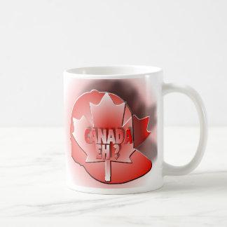 FUNNY CANADA EH? COFFEE MUGS