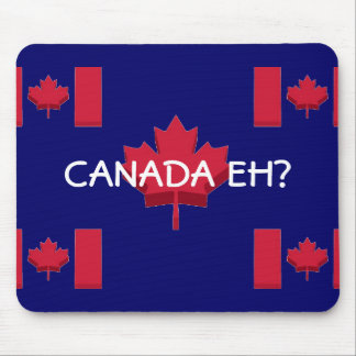 FUNNY CANADA EH MOUSE MATS
