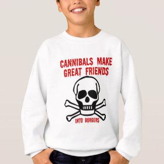 Funny cannibals sweatshirt