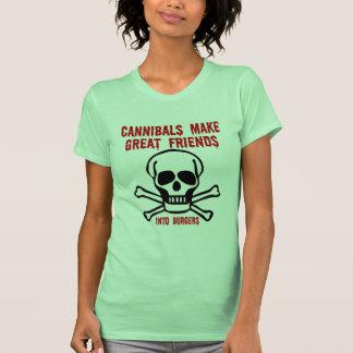 Funny cannibals tshirts