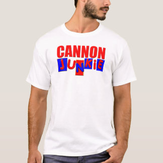Funny cannon T-Shirt