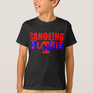 Funny Canoeing T-Shirt