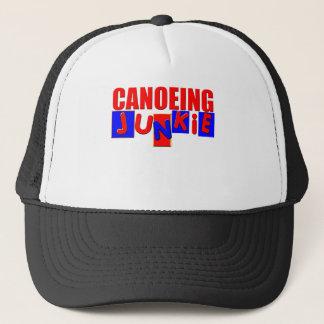 Funny Canoeing Trucker Hat