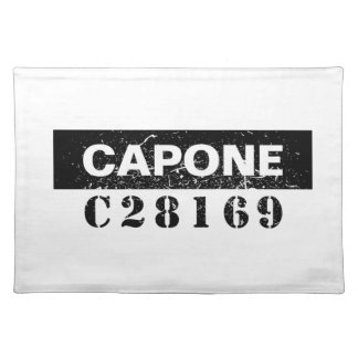 Funny Capone Placemat