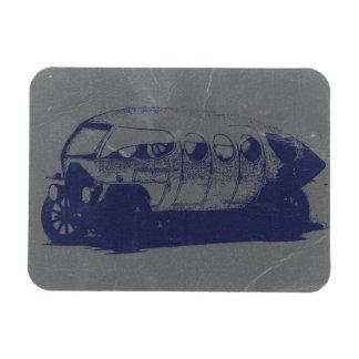 Funny Car Magnet