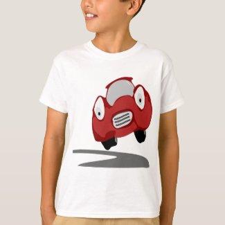 Funny Car T-Shirt