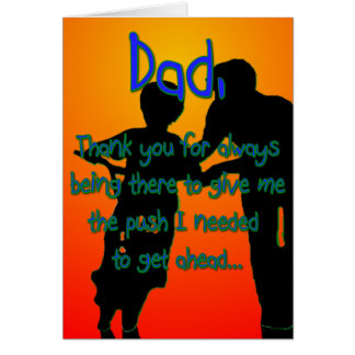 Funny Card for Dad