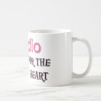 Funny Cardio Saying Coffee Mug