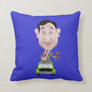 Funny Caricature Comedy TV Movies Pillow