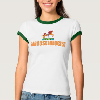 Funny Carousel T-Shirt