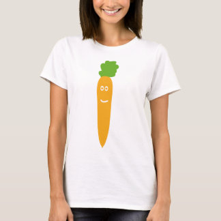 funny carrot icon T-Shirt