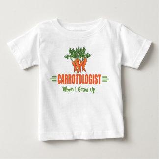 Funny Carrots Baby T-Shirt
