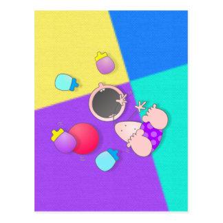 Funny Cartoon Bowling | Funny Bowling Postcard
