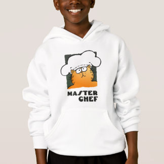 Funny Cartoon Chef | Funny Cooking Chef Hoodie