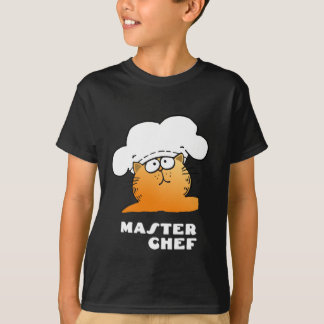 Funny Cartoon Chef | Funny Cooking Chef T-Shirt