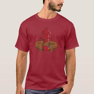 Funny Cartoon Dachshund T-Shirt