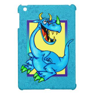 Funny Cartoon Dragon iPad Mini Case