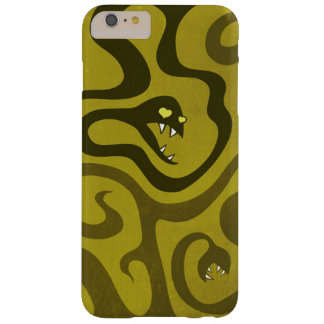 Funny Cartoon Evil Snakes Barely There iPhone 6 Plus Case