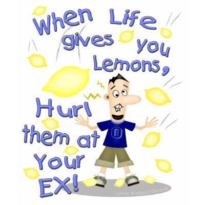 Funny Cartoon Ex-Boyfriend