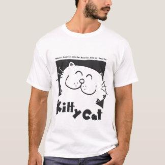 Funny Cartoon Kitten | Funny Kitty T Shirt