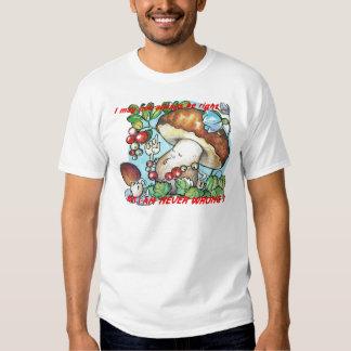 funny cartoon mushrooms mom kid t shirt
