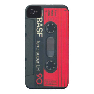 Funny Cassette Tape iPhone 4 s case