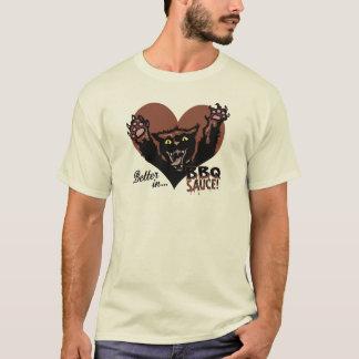 Funny Cat BBQ T-Shirt