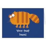 Funny Cat Card