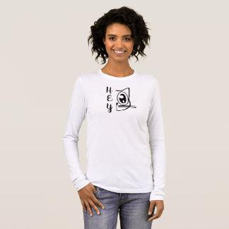 Funny Cat Face Long Sleeve T-Shirt