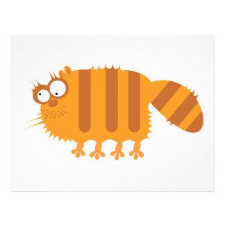 Funny Cat Flyer