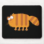 Funny Cat Mouse Pad