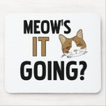 Funny Cat / Pet Mouse Pads