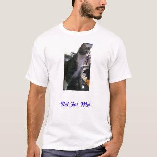 Funny Cat Photo T-Shirt