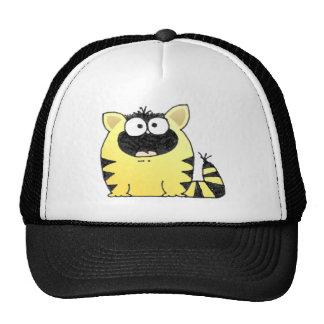 Funny Cat Surprise Trucker Hat