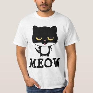 Funny Cat T-shirts, MEOW T-Shirt