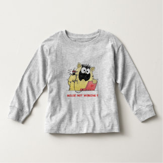 Funny Cat Toddler T-shirt