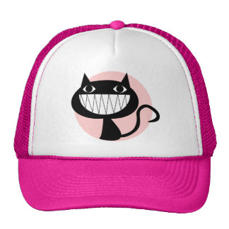FUNNY CAT Trucker Hat