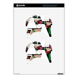Funny cats xbox 360 controller decal