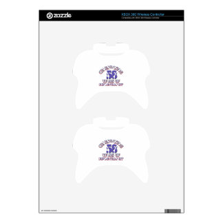Funny Celebrating 58 years of raising hell Xbox 360 Controller Skins