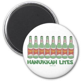 FUNNY  CHANUKAH HANUKKAH LITES GIFTS MAGNET
