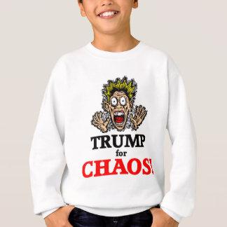funny chaos trump sweatshirt