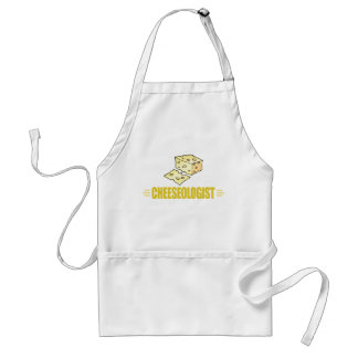 Funny Cheese Lover Adult Apron