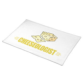 Funny Cheese Lover Placemat