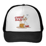 Funny Chef Dad Gifts Mesh Hats