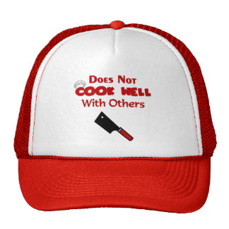 Funny Chef Gifts Trucker Hat