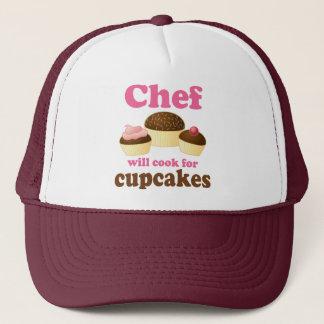 Funny Chef Trucker Hat